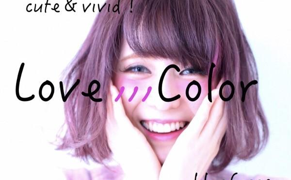 【bluefacesHP更新】ビビッドな個性派カラーが好きな方必見!