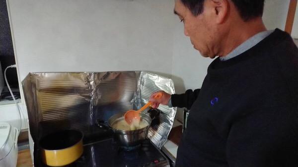 【熊本の家族】突然の父のシチュー