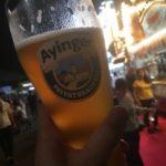 【日比谷オクトーバーフェスト】ビールと2年ぶりのアイツ